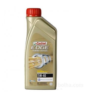 Castrol Edge Turbo Diesel FST Titanium 5W-40